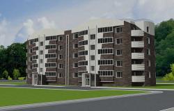 Реализация проектной документации 5 этажного жилого дома