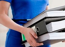 Обработка поступающих и отправляемых  документов